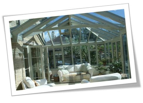upvc conservatory 350
