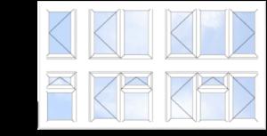 Hinge configurations