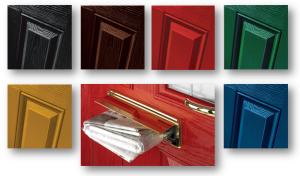 Buying UPVC Front Doors Online