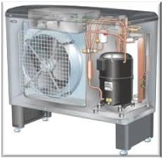 heat pump ashp