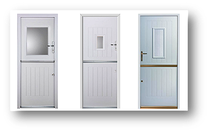 uPVC stable & Cottage doors
