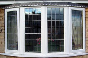 Bow Windows and Bay Windows