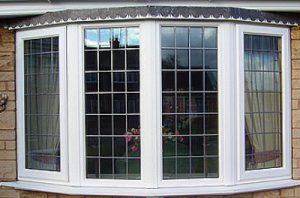 Bow Windows and Bay Windows