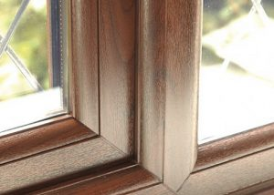 coloured upvc windows