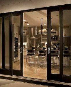 French sliding patio doors