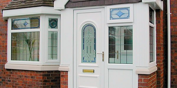 UPVC Porch & Bay Window